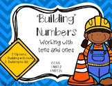 Place Value - Building Numbers Math Tub
