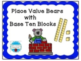 Place Value Building Task Cards
