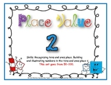 Place Value: Building and Drawing Numbers/Visulaizations Part 2