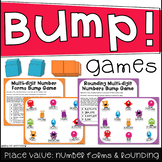 Place Value Bump Games