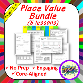 Place Value Bundle