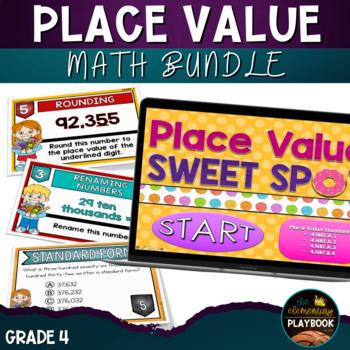 Place Value Bundle - 4th Grade