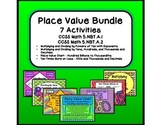 Place Value Bundle - 7 Activities - CCSS Math 5.NBT.A