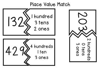 Place Value Bundle - Common Core Aligned 2.NBT
