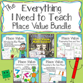 Place Value Math Bundle