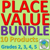 Place Value Bundle: Multiply and Divide by 10, 100 and 1000 (inc. Measures)