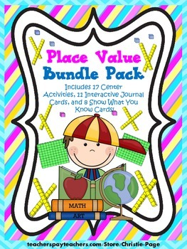 Place Value Bundle Pack