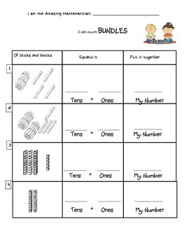 Place Value Bundle Practice
