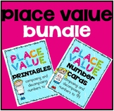 Place Value Bundle {composing and decomposing numbers to 99}