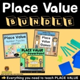 Place Value Bundle for 2 and 3 Digit Numbers