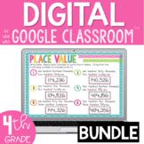 Place Value Bundle Digital Practice