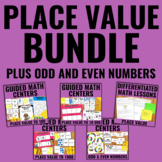 Place Value Bundle for Guided Math