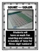Place Value (Bundles of Tens) Count and Color