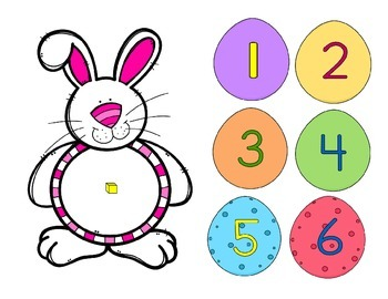 Place Value Bunny Center