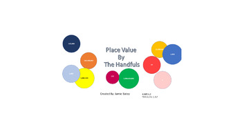 Place Value By The Handfuls