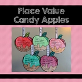 Place Value Candy Apples