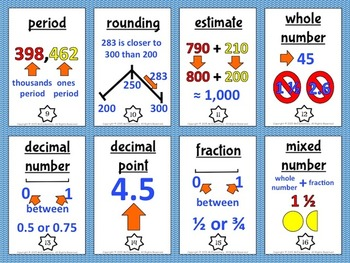 Place Value Trading Cards