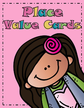 Place Value to 100,000 Cards and Expanded Form