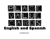 Place Value Cards: Compose and Decompose Numbers, Work Mat