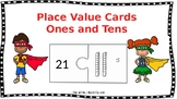 Place Value Cards Ones and Tens