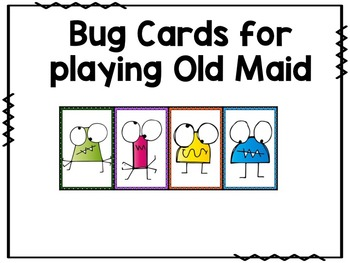 Place Value Cards for Go Fish, Old Maid, Concentration & Meet Your Match