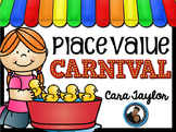 Place Value Carnival ~ Math Unit for Young Learners