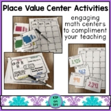 Place Value Center Activities