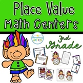 3rd Grade Place Value Centers