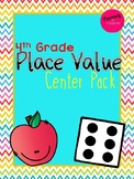 Place Value Centers (4th Grade)