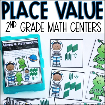 Second Grade Place Value Centers
