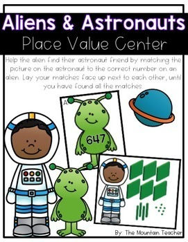 Second Grade Place Value Centers