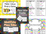 Place Value Centers Bundle - 6 Digit/ Hundred Thousands