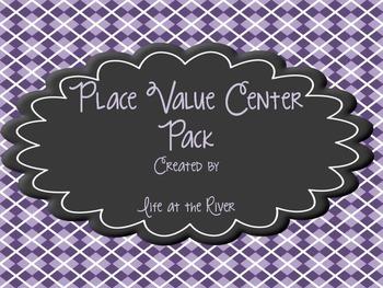 Place Value Centers (Complete Set)