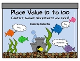 Place Value (Centers, Games, Worksheets, and More!)
