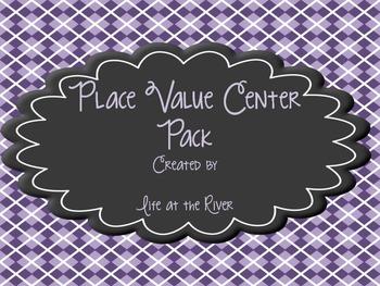 Place Value Centers-Preview