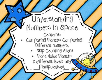 Place Value Centers {Understanding Numbers in Space Common Core Aligned}
