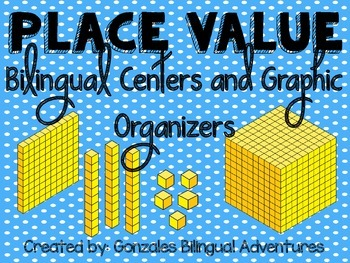 Place Value Centers and Graphic Organizers
