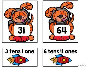 First Grade My Math Chapter 5 Centers
