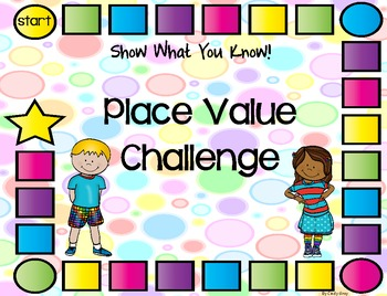 Place Value Challenge