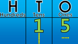 Place Value Chart 0 to 1000 Counting PowerPoint or PDF for