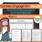 Place Value Chart + Worksheets --- FREEBIE