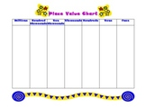Place Value Chart (Printable)