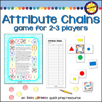 ATTRIBUTE CHAINS game