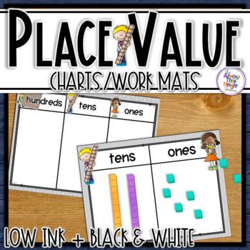 Place Value Mats - Charts