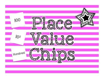 Place Value Chips