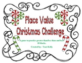 Place Value Christmas Challenge