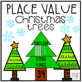 Place Value Christmas Trees