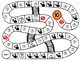 Place Value Coins Board Game