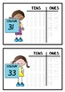 Place Value Colour & Wipe Cards (10-999)