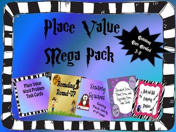 Place Value Common Core Bundle